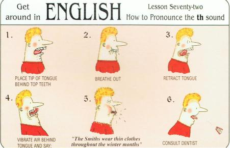 Learning English - Lesson 72 - th