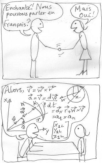 speak maths to me small